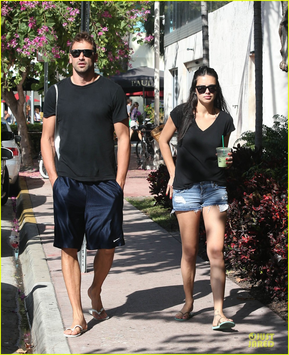 adriana lima chilling with husband marko jaric 082785232