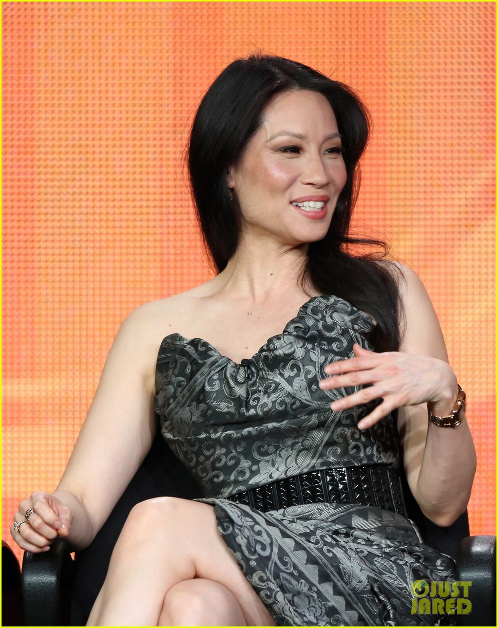 lucy liu theo james cbs tca panel 01