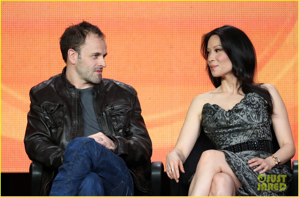 lucy liu theo james cbs tca panel 102790379