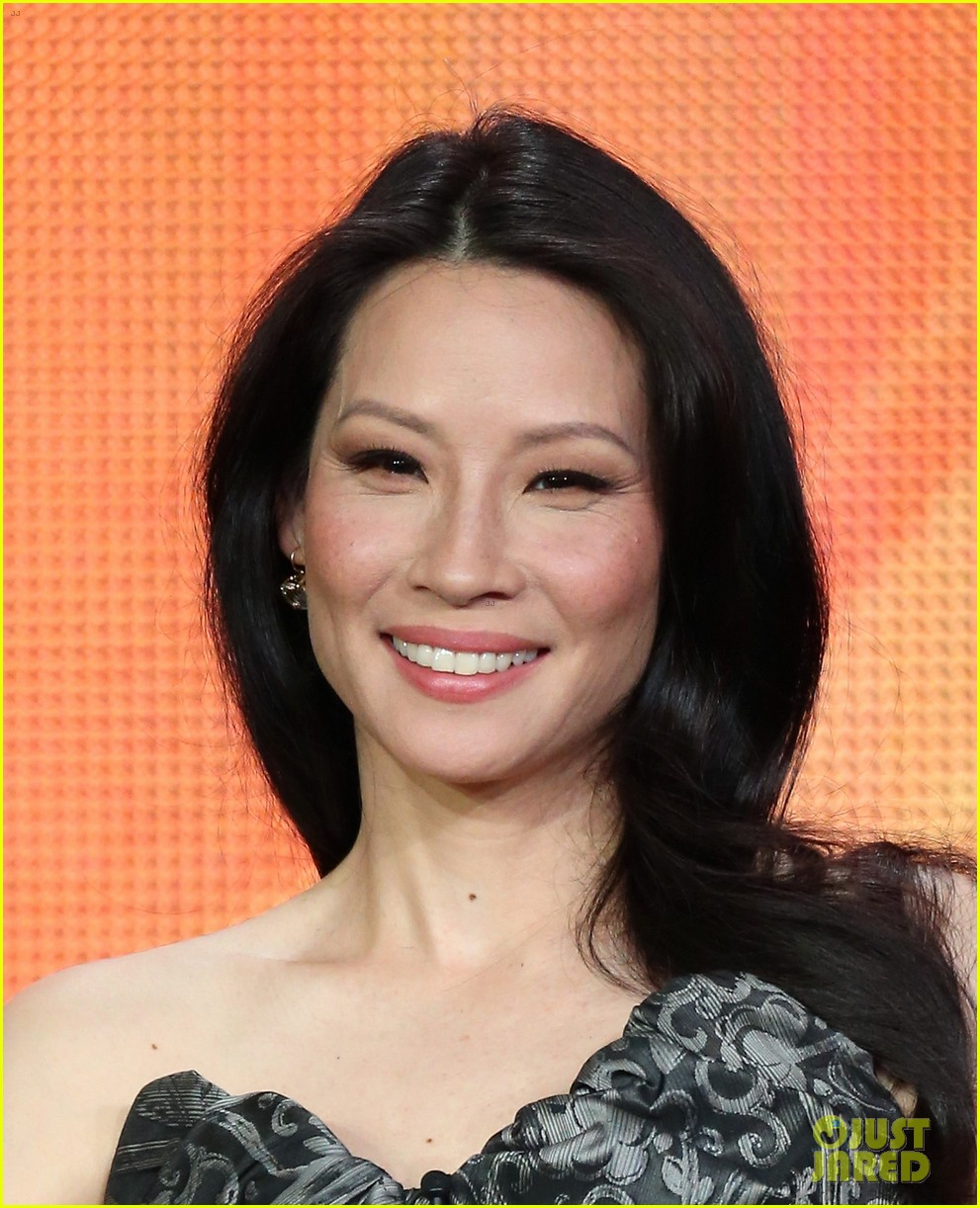 lucy liu theo james cbs tca panel 15