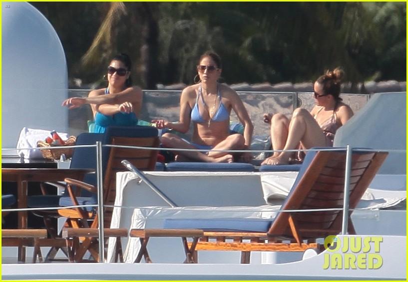 jennifer lopez blue bikini babe 052795607