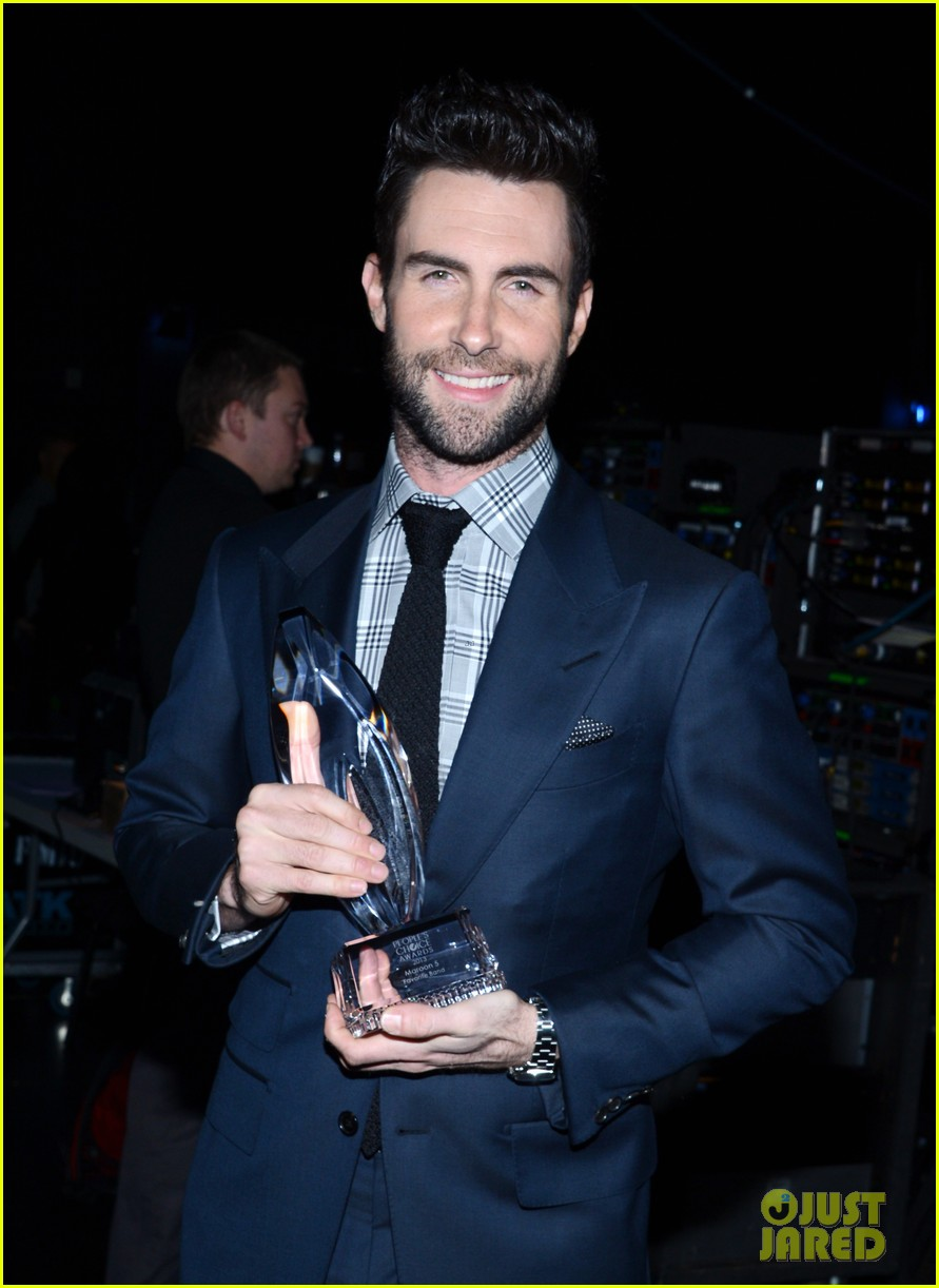adam levine peoples choice 2013 082787896