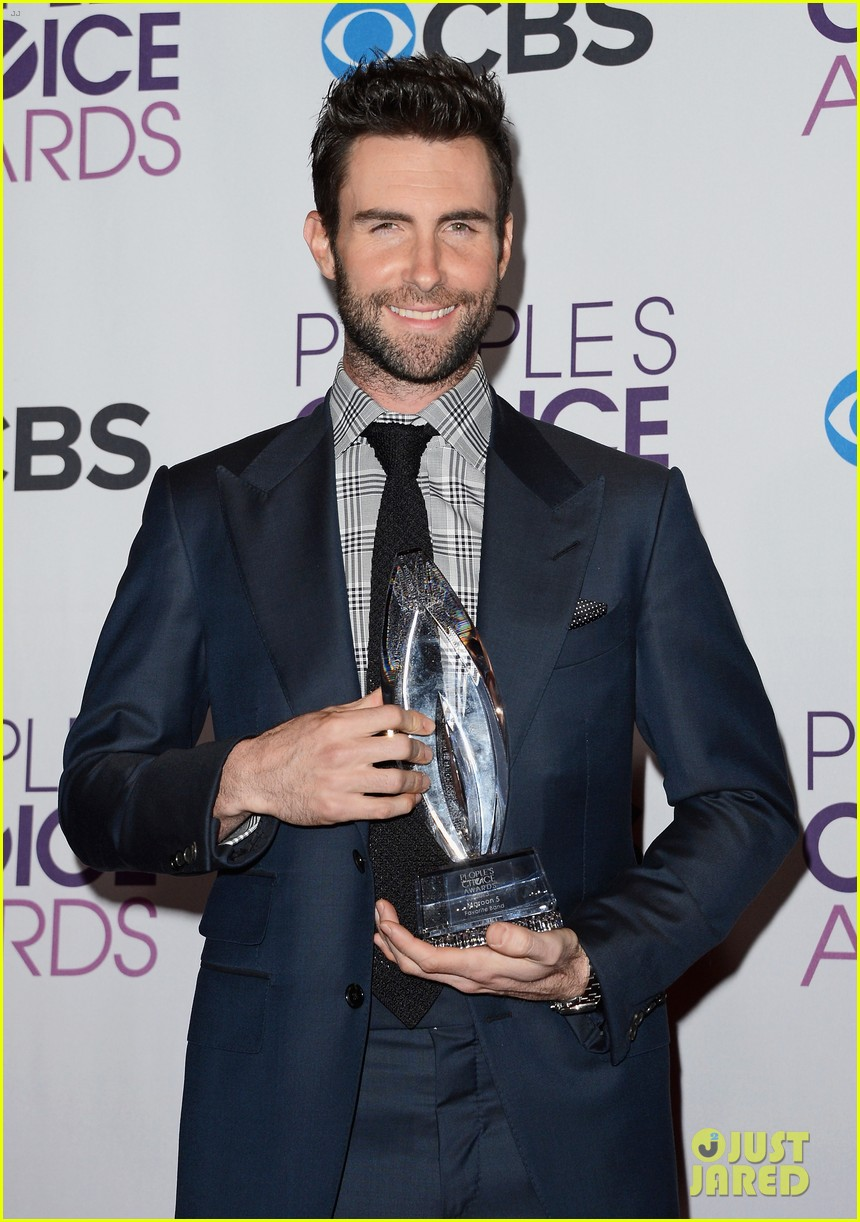 adam levine peoples choice 2013 142787902