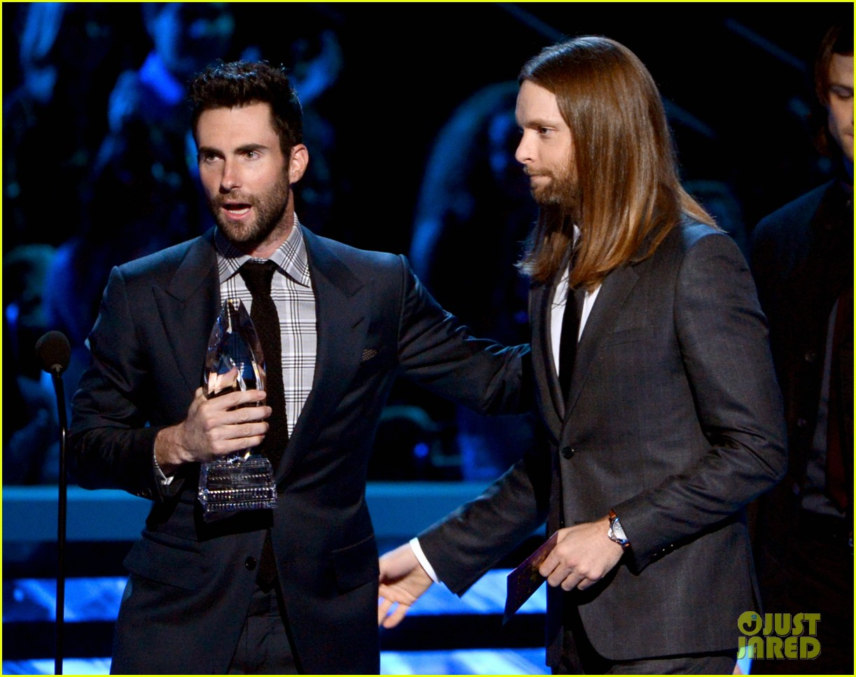 adam levine peoples choice 2013 172787905