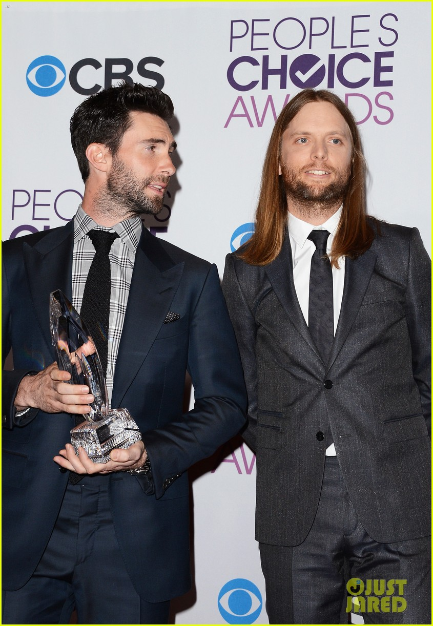 adam levine peoples choice 2013 182787906