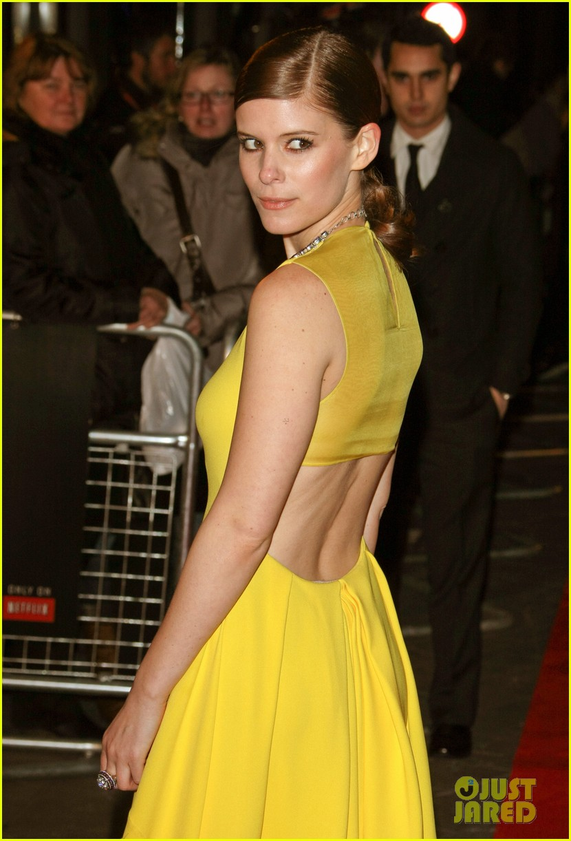kate mara house of cards netflix premiere 04