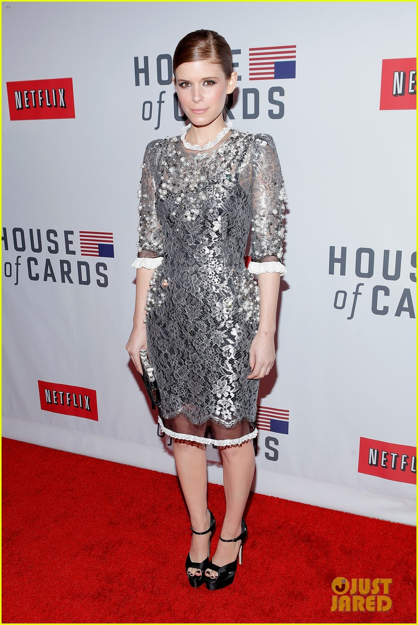 kate rooney mara house of cards new york premiere 032801586