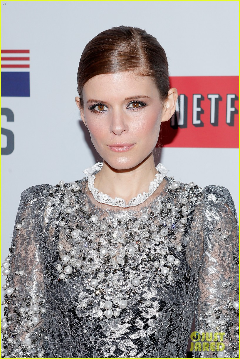 kate rooney mara house of cards new york premiere 07