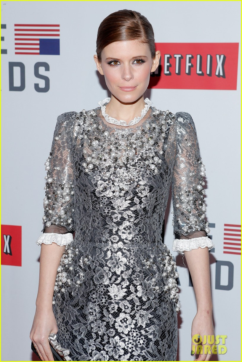 kate rooney mara house of cards new york premiere 09