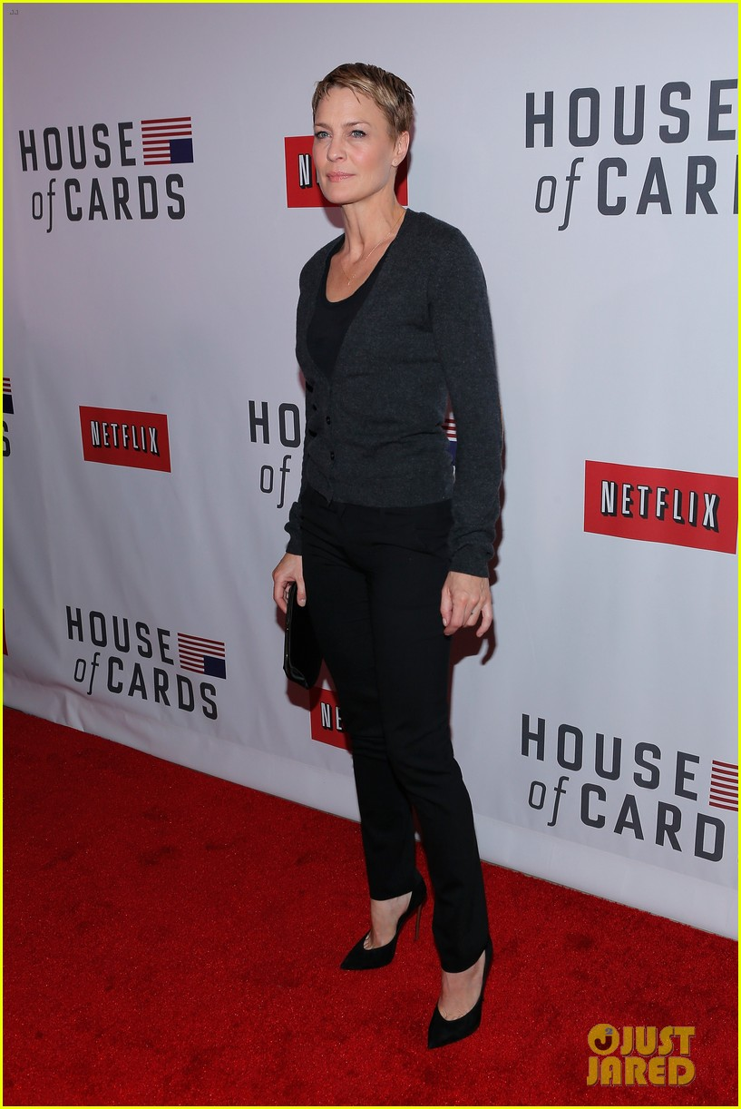 kate rooney mara house of cards new york premiere 10