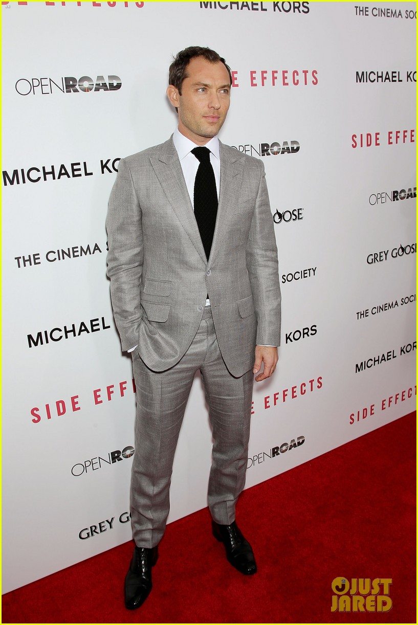 rooney mara channing tatum side effects premiere 25