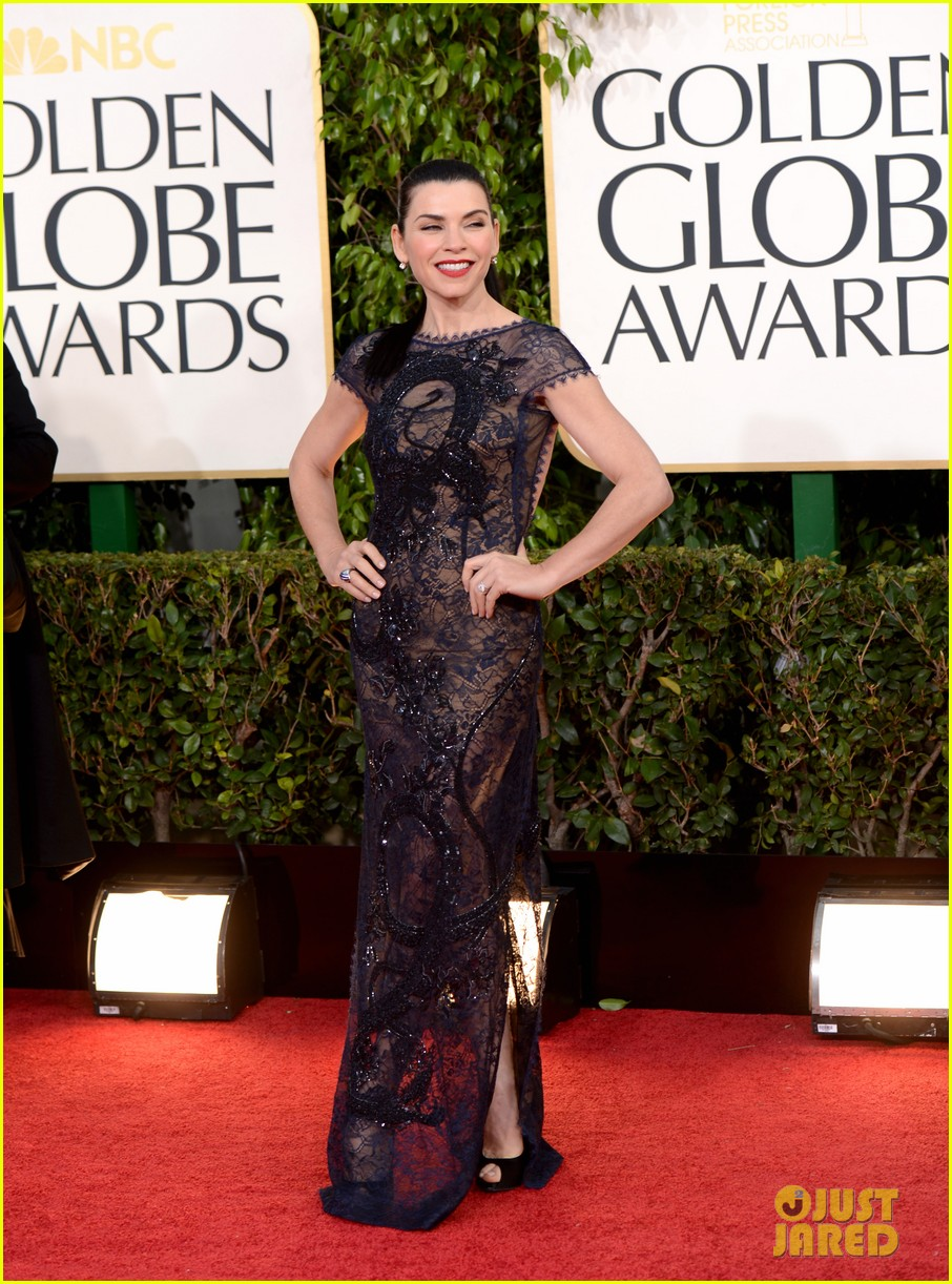 julianna margulies golden globes 2013 red carpet 03