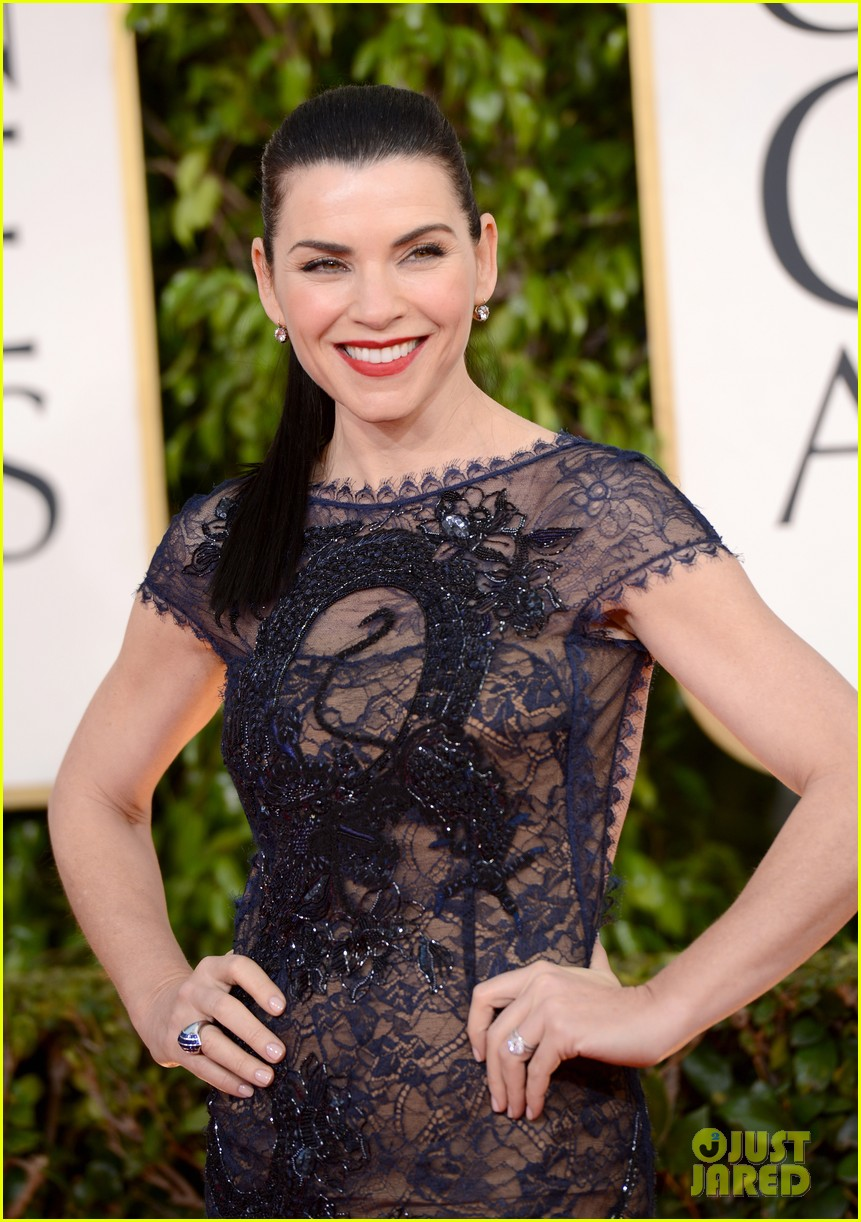 julianna margulies golden globes 2013 red carpet 042791817