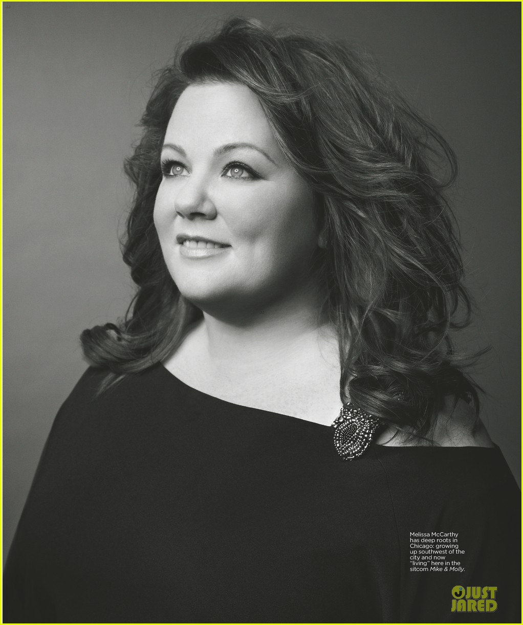 melissa mccarthy covers michigan avenue magazine winter 2013 01