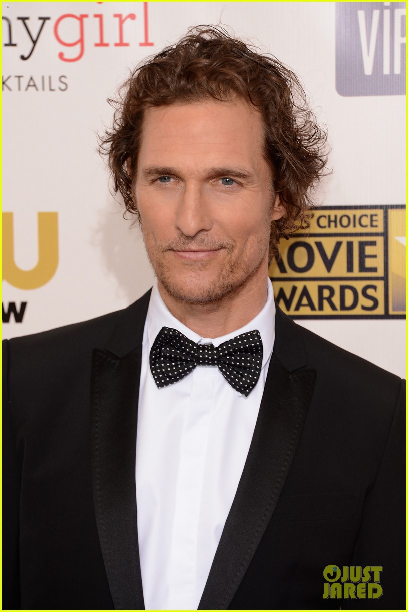 matthew mcconaughey critics choice awards 022788723