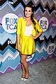 lea michele tca fox all star party with glee cast 11