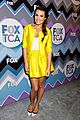 lea michele tca fox all star party with glee cast 12