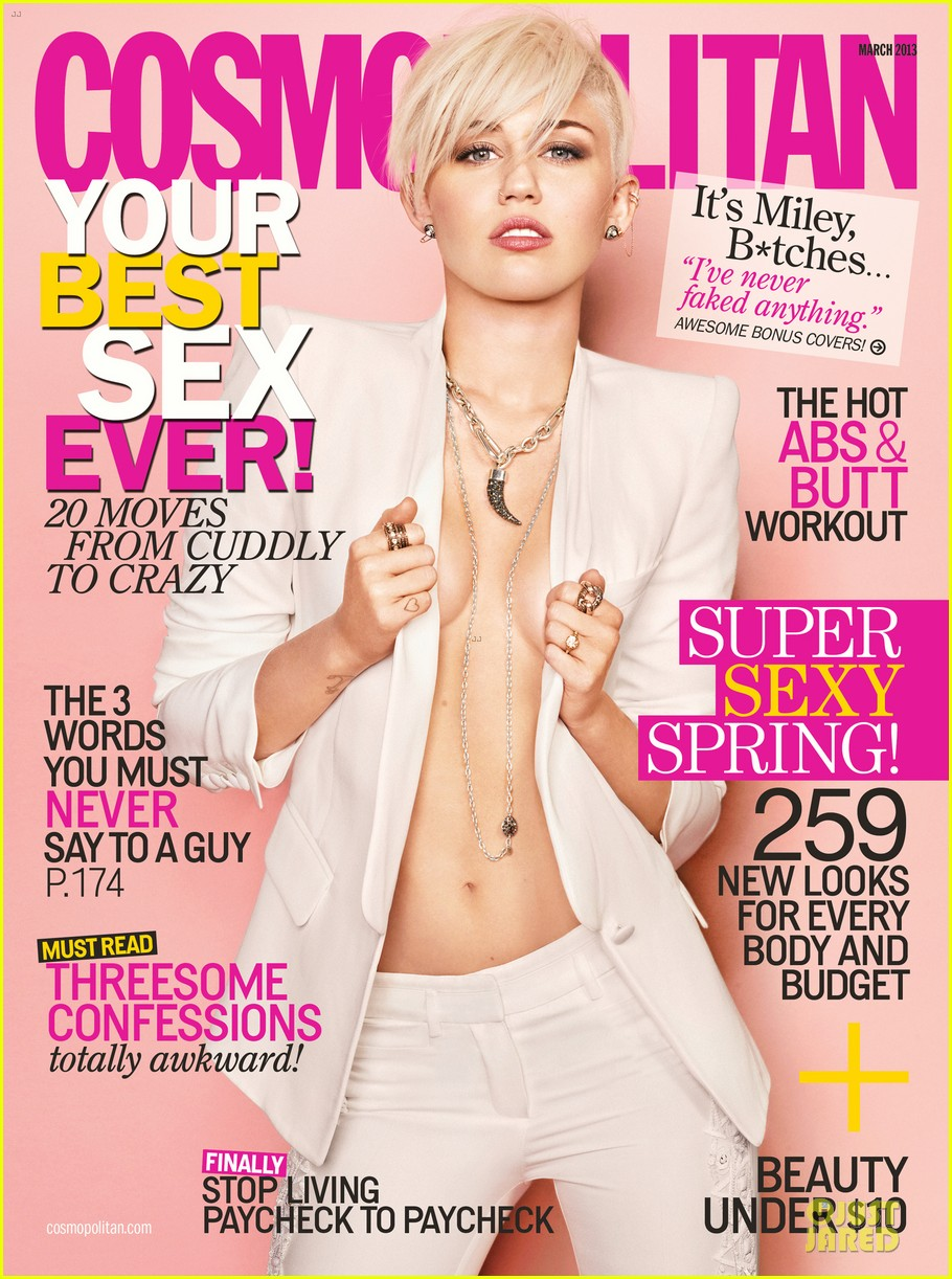 miley cyrus suits cosmopolitan magazine march 2013 032798813