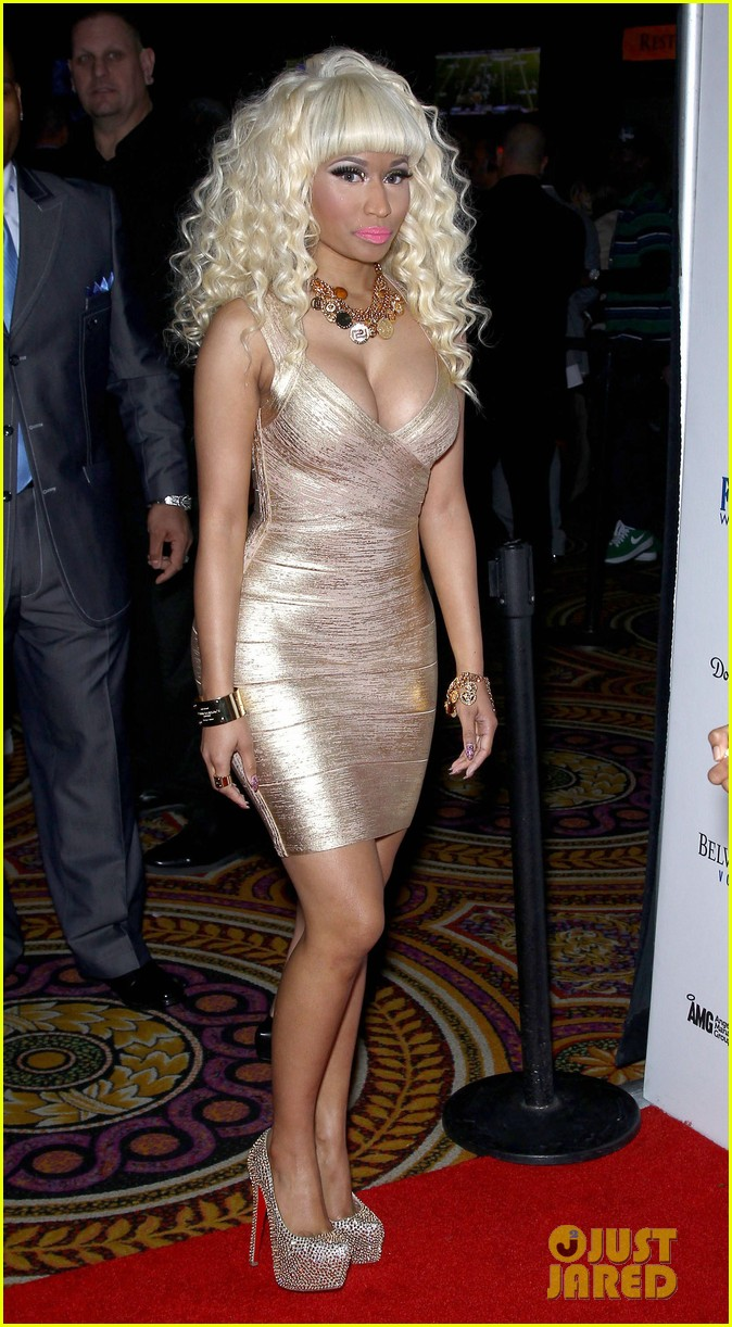 nicki minaj new years eve affair in las vegas 072783207