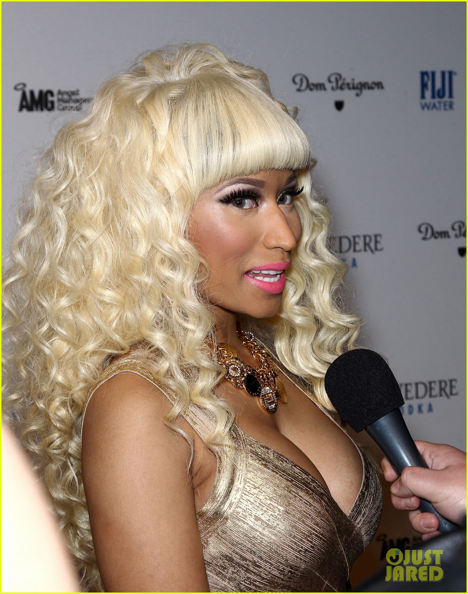 nicki minaj new years eve affair in las vegas 18