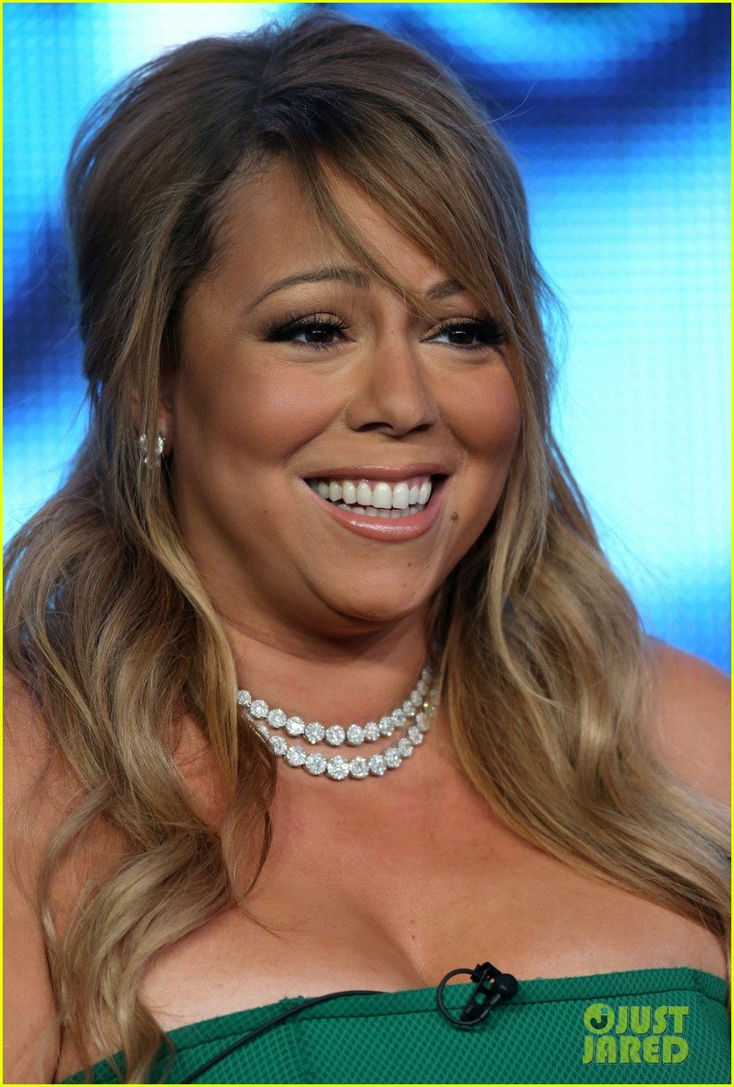 mariah carey nicki minaj american idol tca panel 04