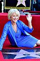 helen mirren receives star on hollywood walk of fame 03