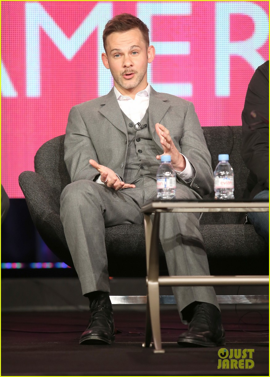 dominic monaghan wild things tca panel 142785539