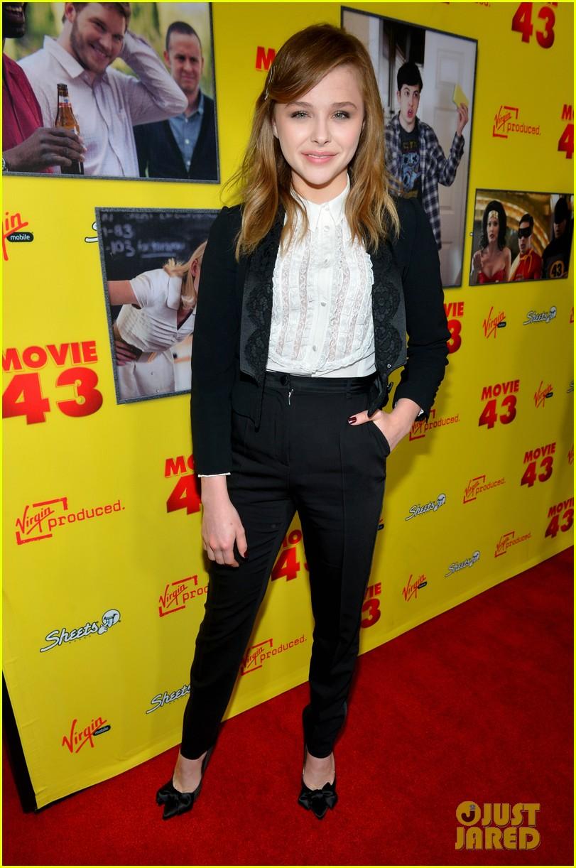 chloe moretz ashley tisdale movie 43 premiere 13