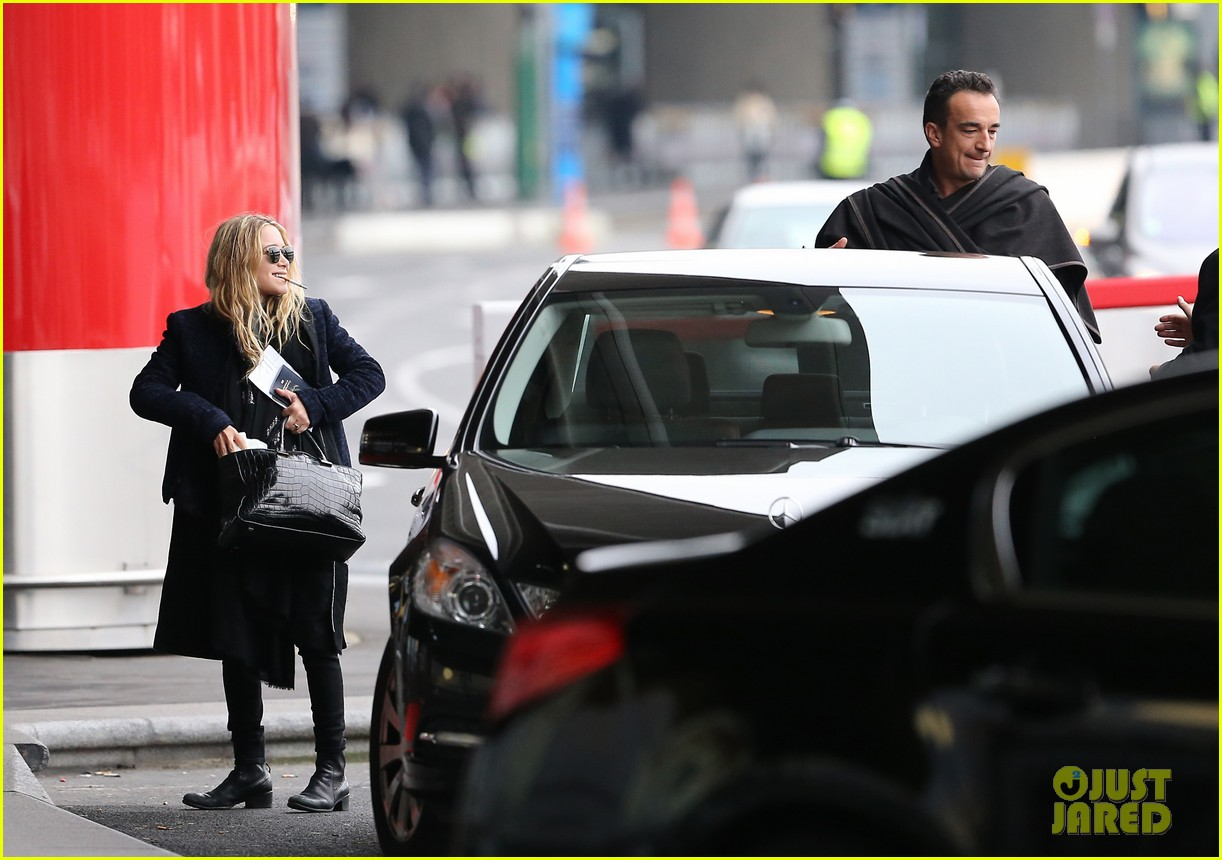 mary kate olsen olivier sarkozy charles de gaulle couple 162786896
