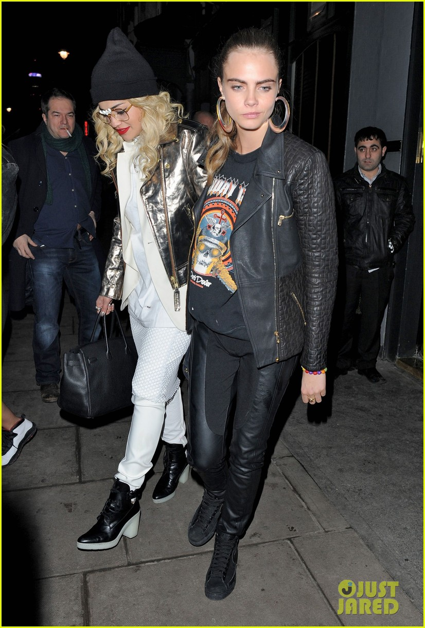 rita ora cara delevingne girls night out 072796023