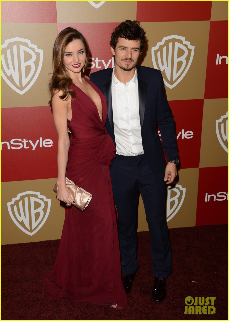 miranda kerr orlando bloom golden globes 2013 after party 07