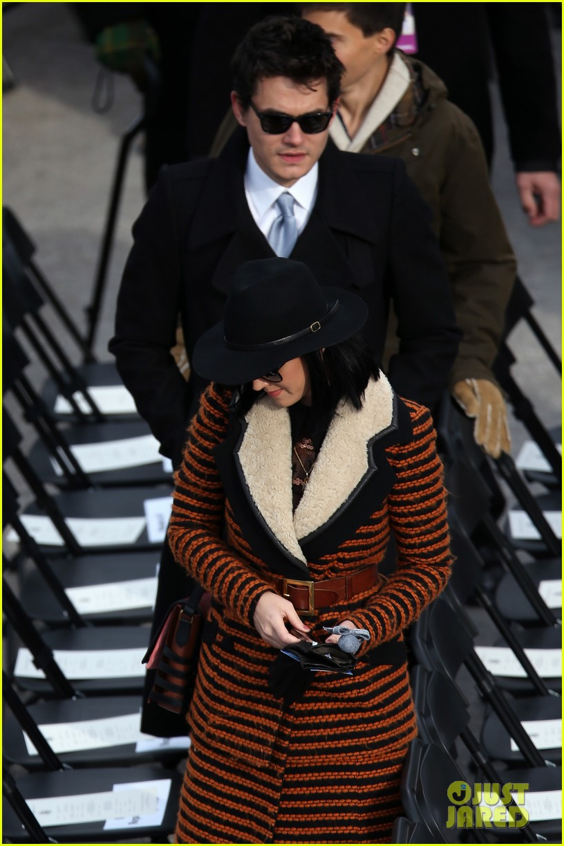 katy perry john mayer attend official presidential inaguration 11