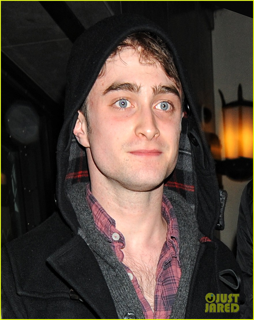 daniel radcliffe the ivy london 04