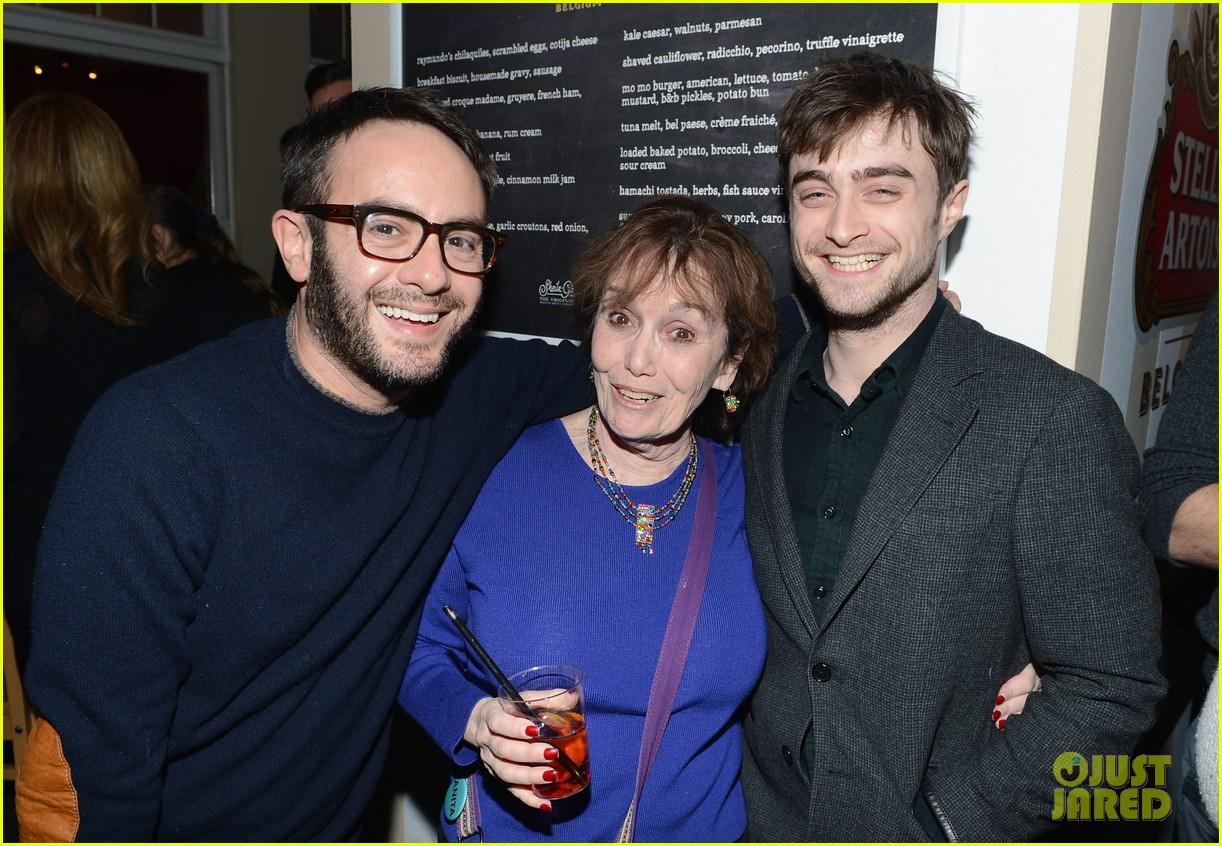 daniel radcliffe michael c hall kill your darlings press dinner 05