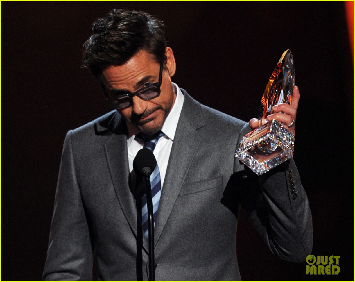 robert downey jr peoples choice 2013 10