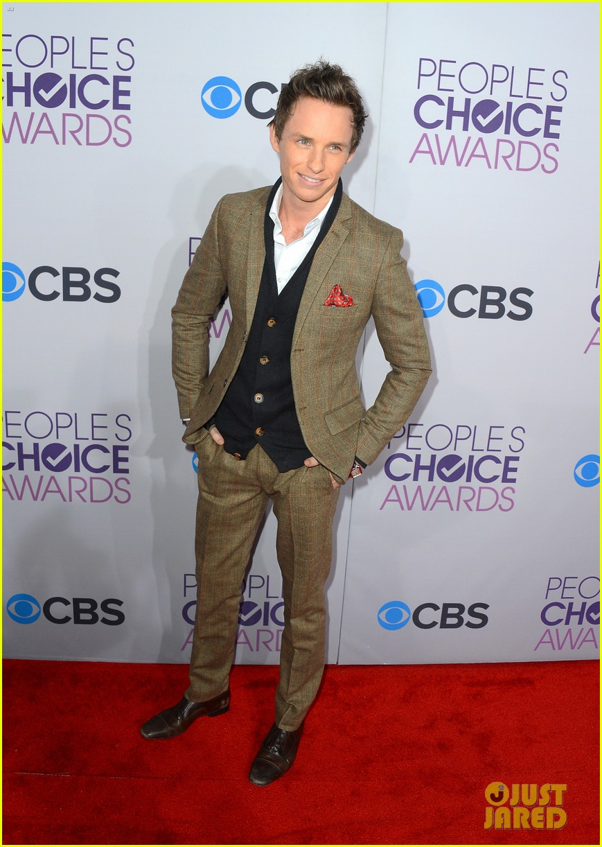 eddie redmayne peoples choice 2013 092787867