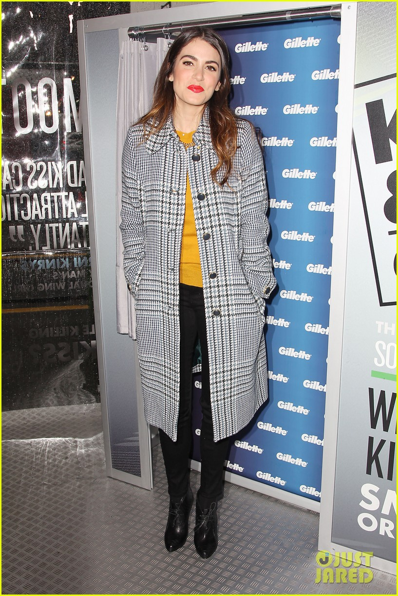 nikki reed kiss tell event for gillette 052793221