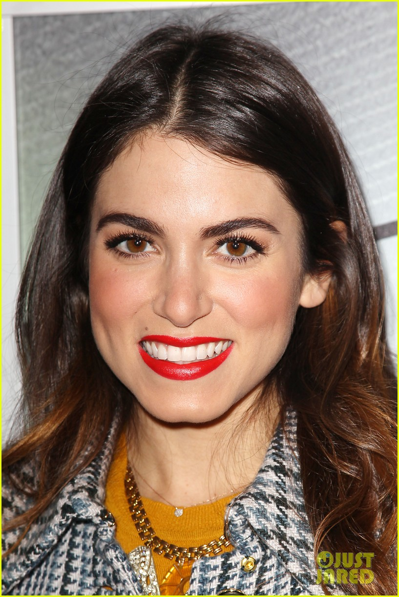 nikki reed kiss tell event for gillette 26