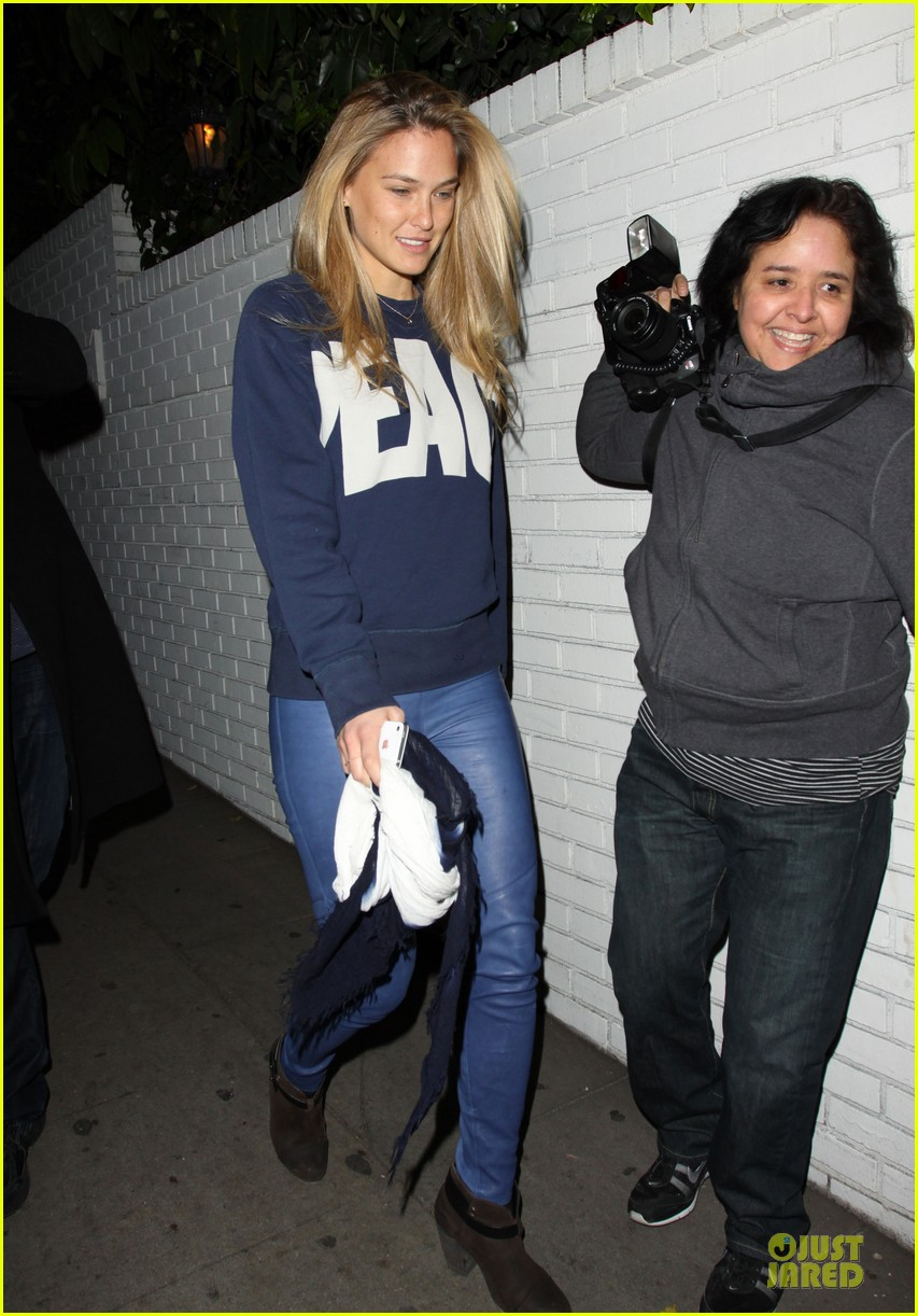 bar refaeli & danica patrick go daddy super bowl gals 092785141