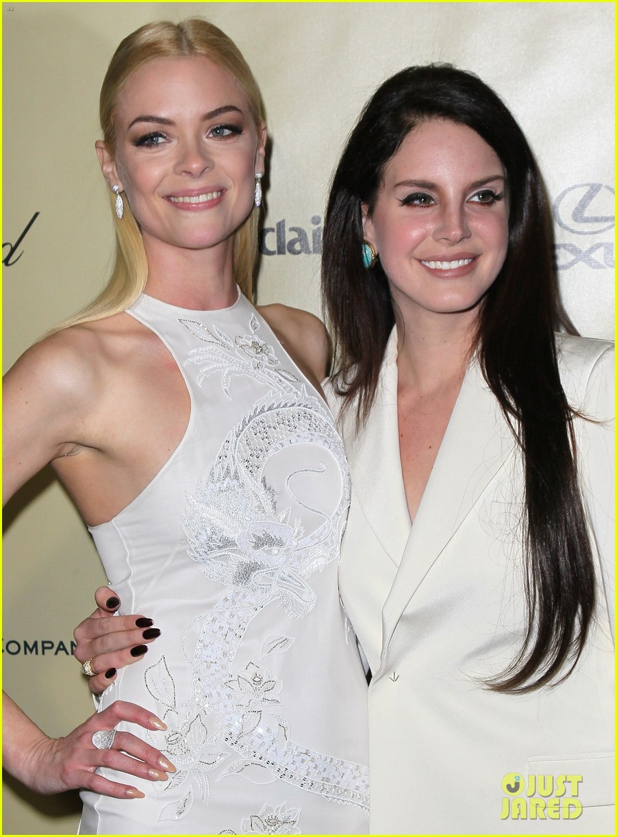 lana del rey jaime king golden globes parties 2013 03