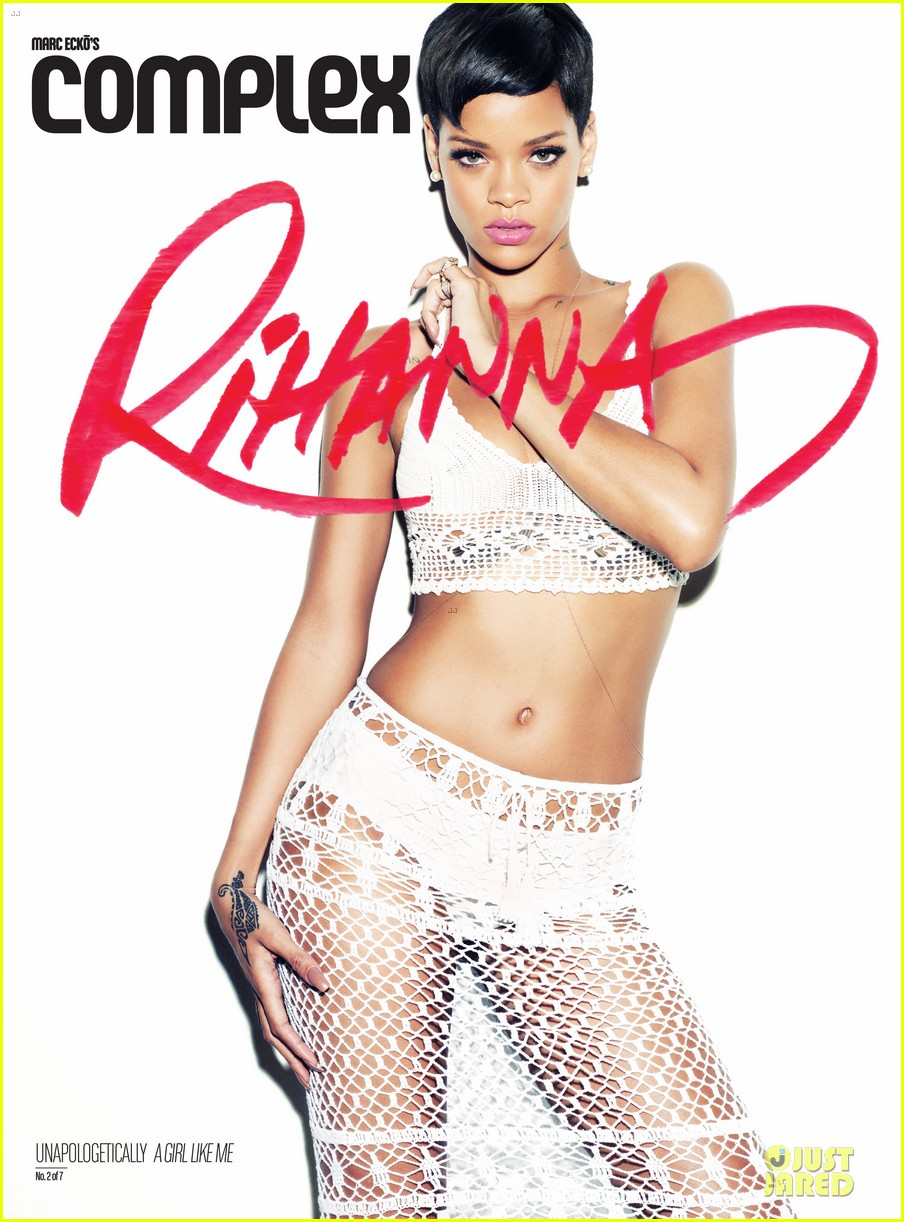 rihanna covers complex magazine 01