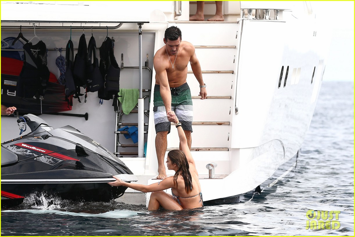 leann rimes eddie cibrian new years eve swimming in cabo 212783751