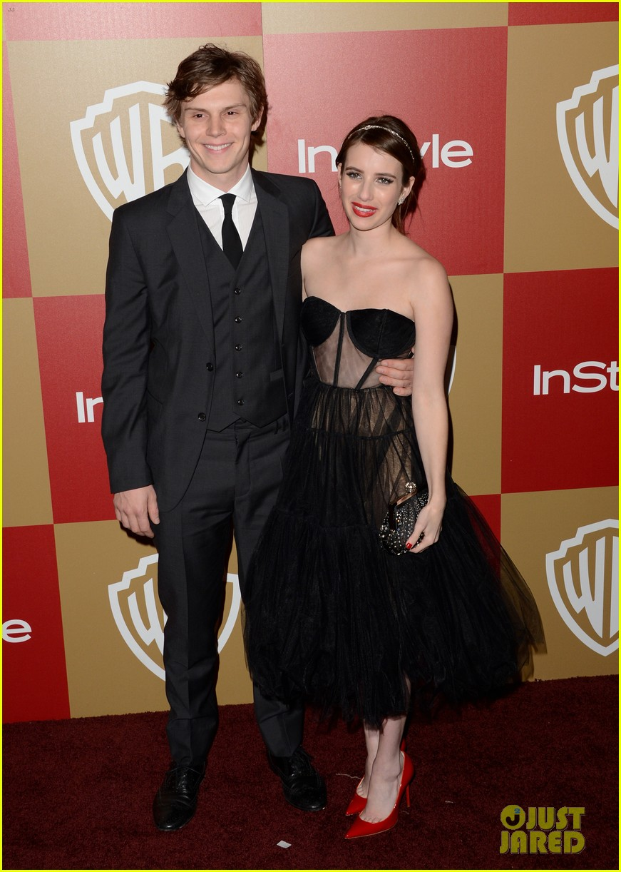 emma roberts instyle party 012792005