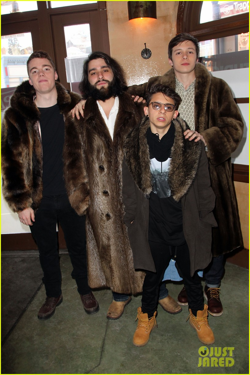 nick robinson moises arias variety studio at sundance 01