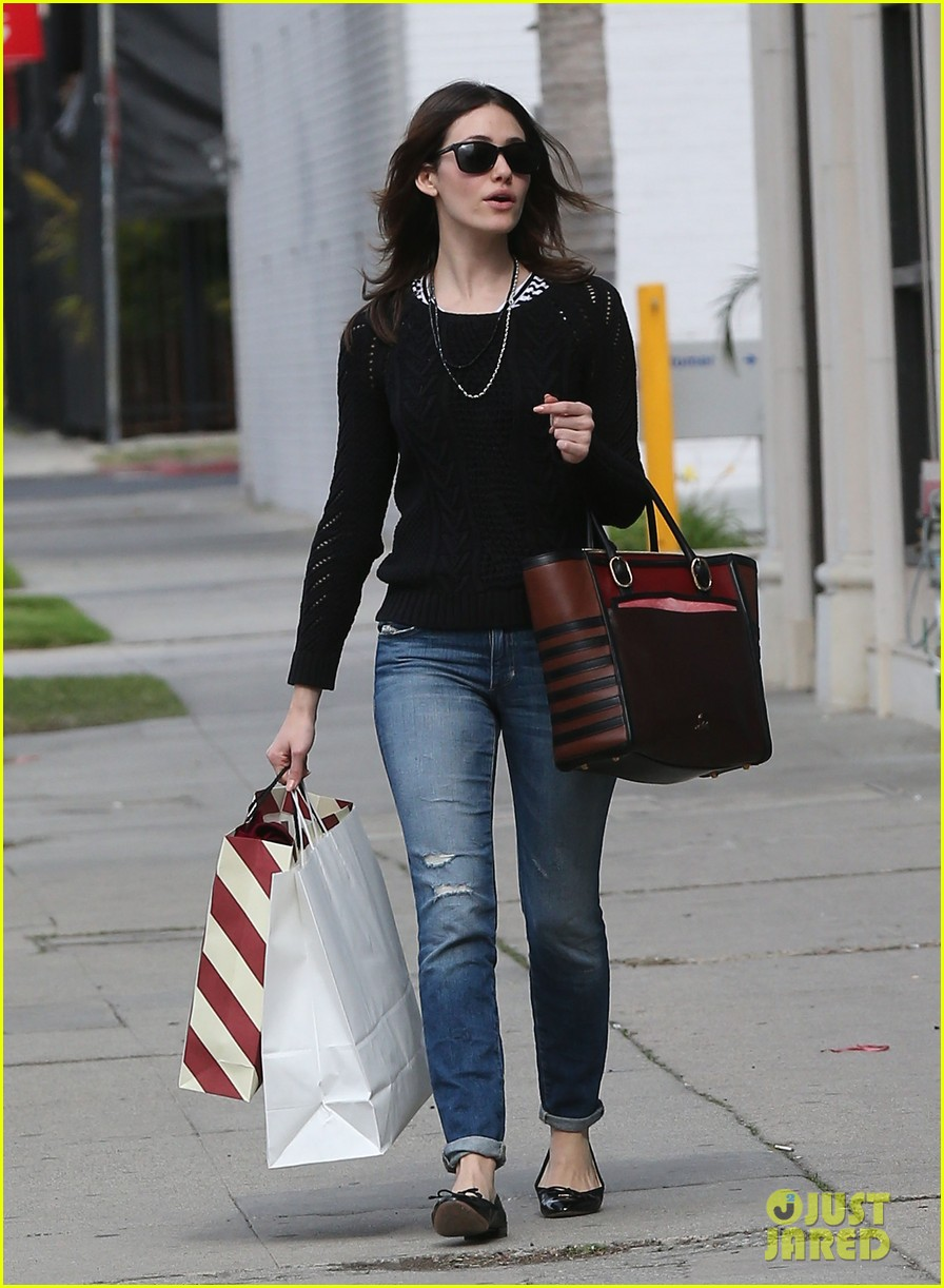 emmy rossum sentimental journey in stores next week 08