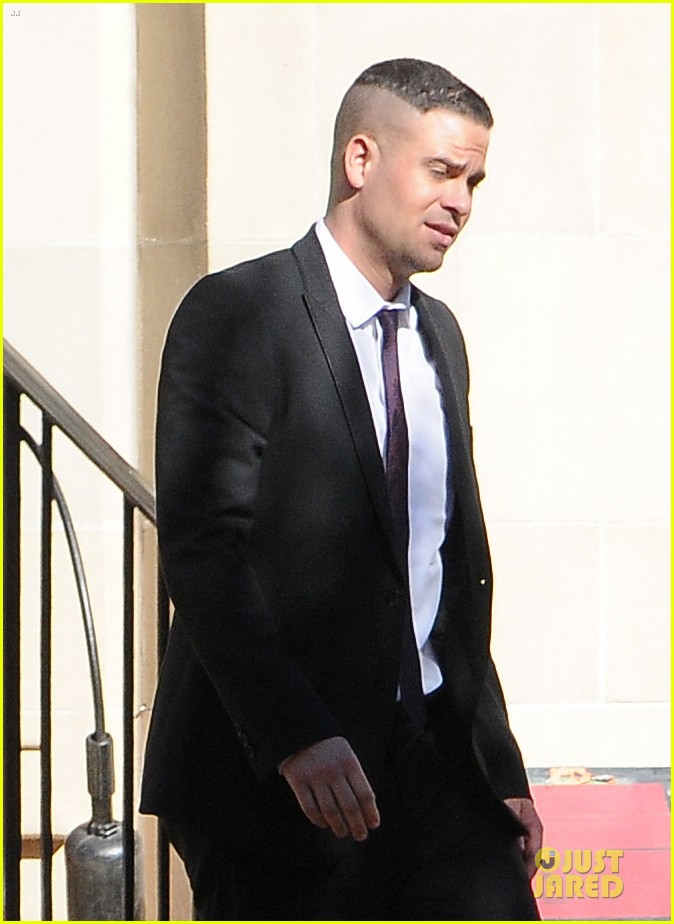 mark salling films glee amid sexual battery allegations 162794633