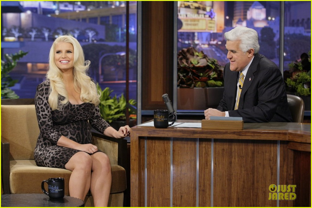 jessica simpson tonight show with jay leno appearance 052793020