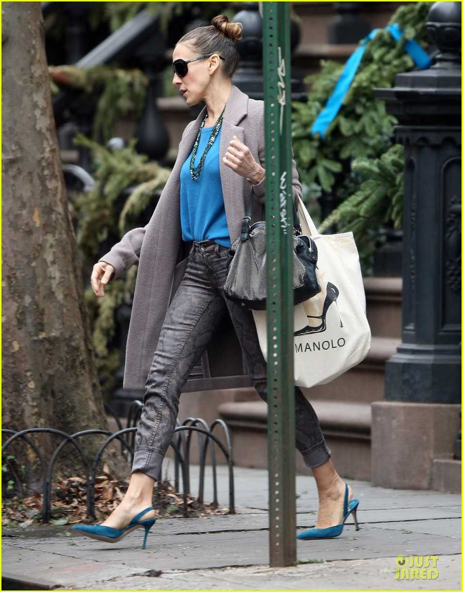 sarah jessica parker approves of the carrie diaries 012793105