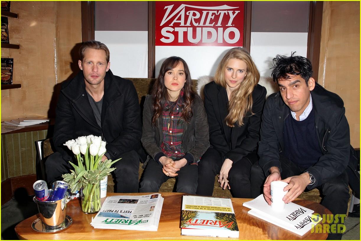 alexander skarsgard brit marling variety studio at sundance 15