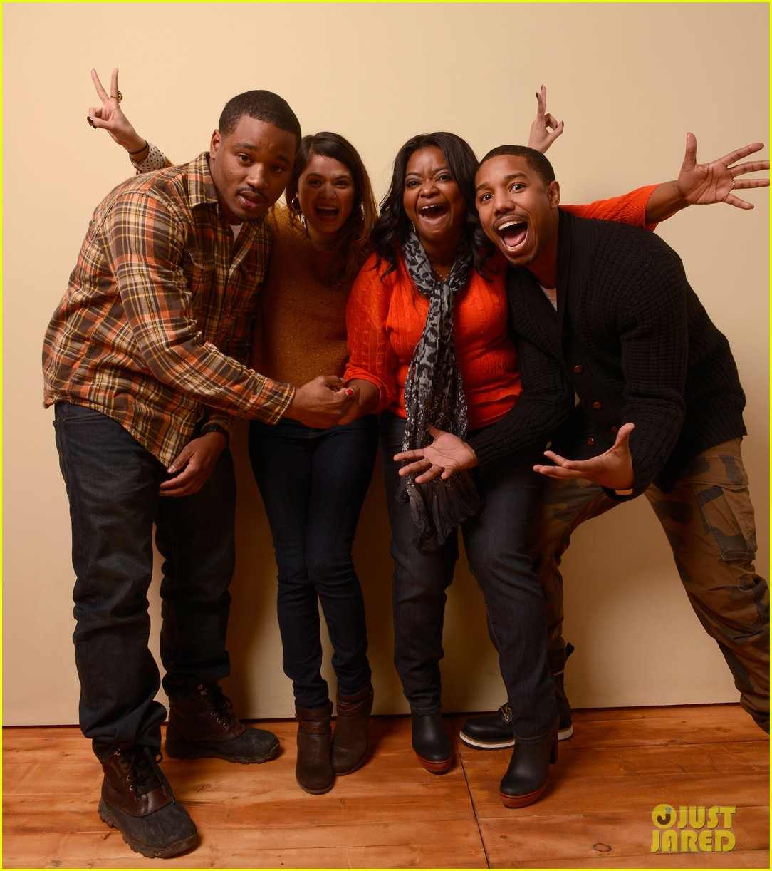 octavia spencer michael b jordan fruitvale at sundance 16